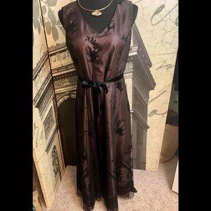 Stunning gown by Dressbarn in size 10